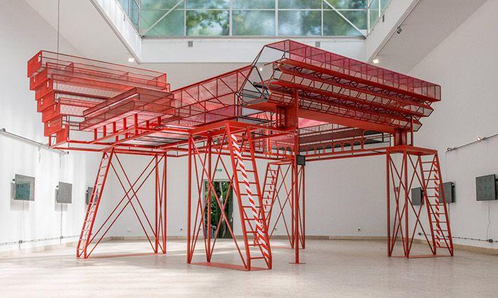 Na bienále architektury v Benátkách vystavují i Češi