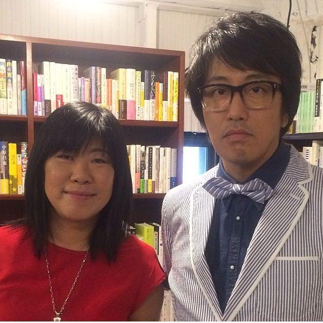 Banana Yoshimoto and Yasuyuki Okamura