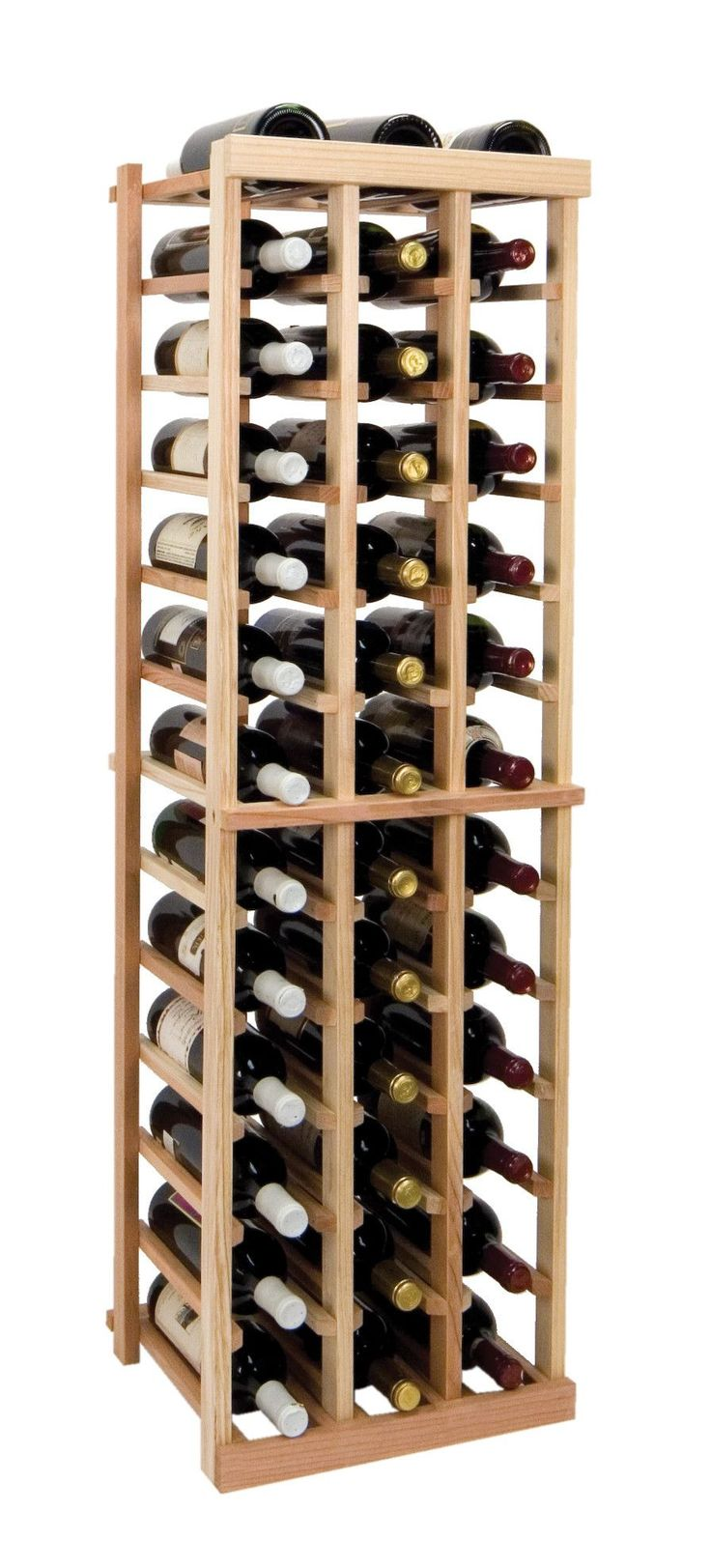 Vintner Series 39 Bottle Floor Wine Rack