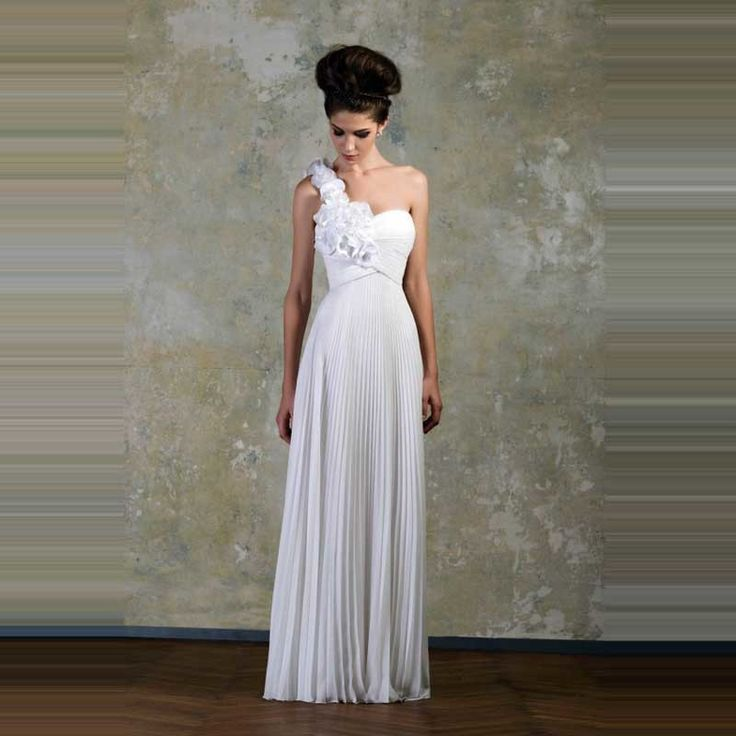 Here is a sneak peak at what's new and fresh at Costbuys today Alice White Simpl... see for yourself and don't ever doubt again http://www.costbuys.com/products/alice-white-simple-empires-sweetheart-pleated-one-shoulder-with-flowers-chiffon-wedding-dresses-pregnant-brides-vestido-de-noiva?utm_campaign=social_autopilot&utm_source=pin&utm_medium=pin