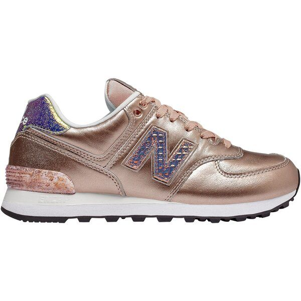 NEW BALANCE Damen Sneakers 574 Glitter Punk WL574NRG ...