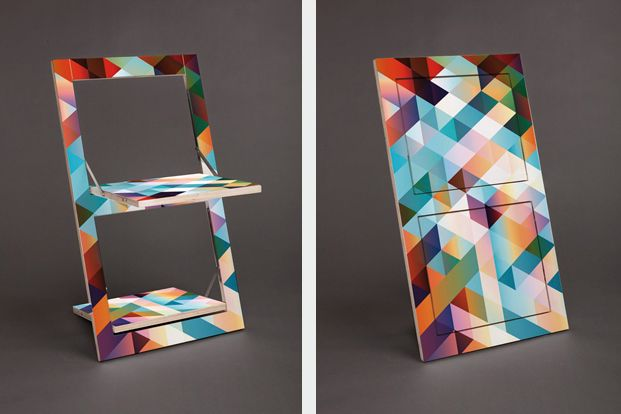Living in a shoebox | Seven folding chairs that actually look good