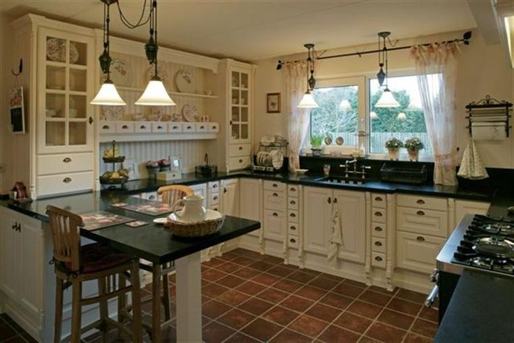 178 best images about Countrystyle kitchens on Pinterest ...
