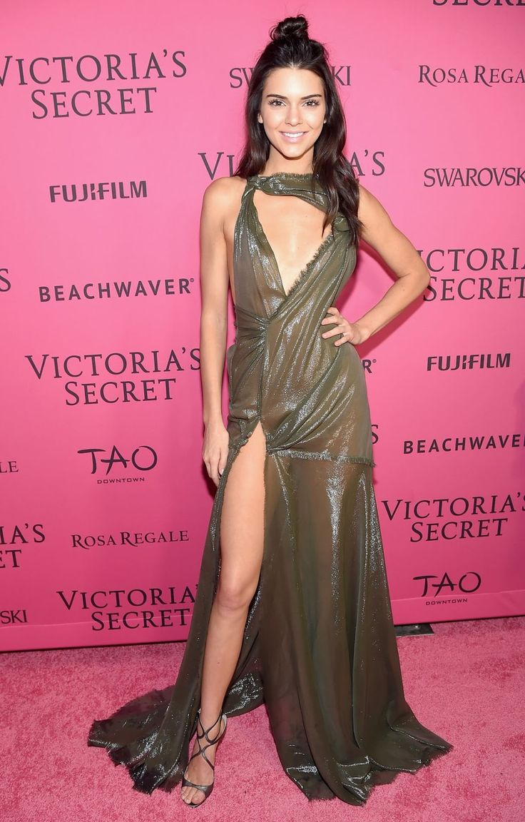 Kendall Jenner -  Victoria's Secret 2015 Fashion Show After Party, hot, sexy