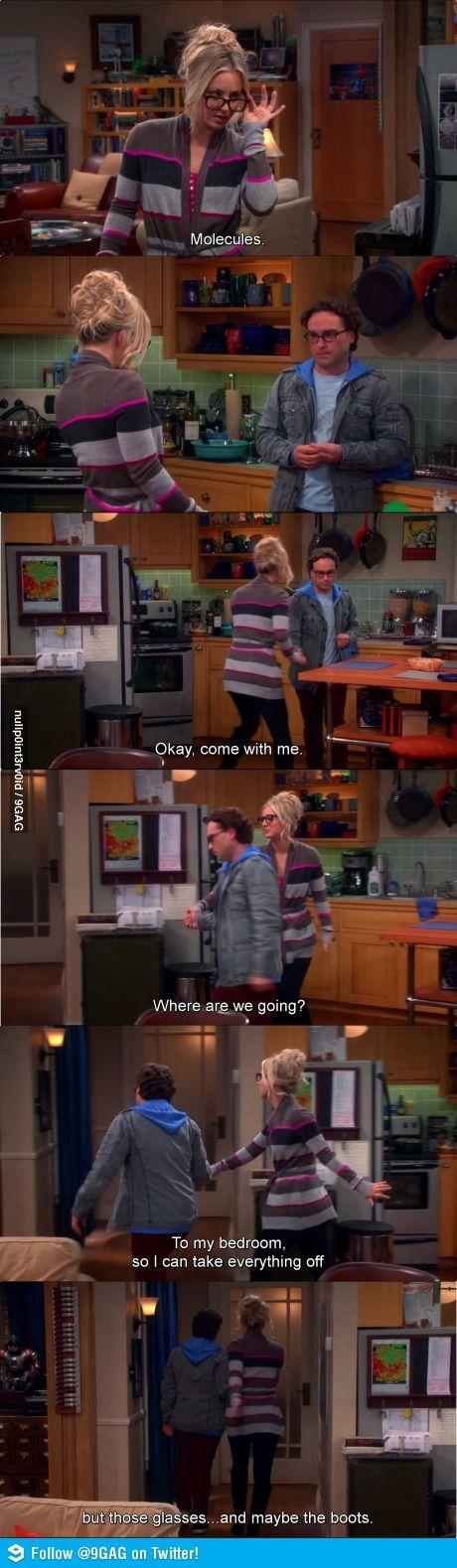 Big Bang Theory I love Leonard :)
