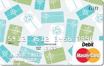 Pre-Design MasterCard Gift Card