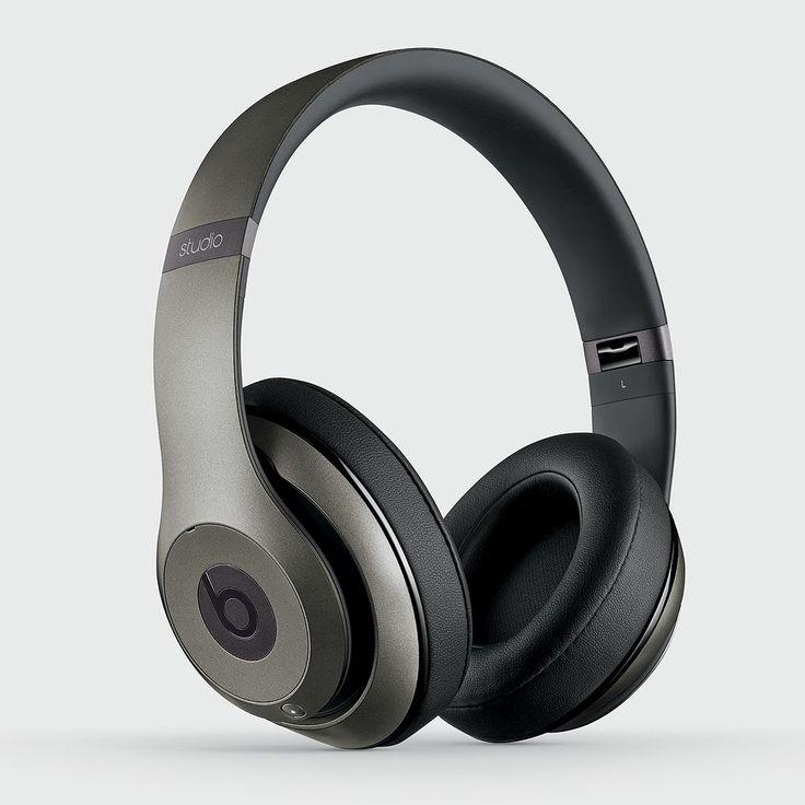 Beats Studio Wireless Headphones, Silver