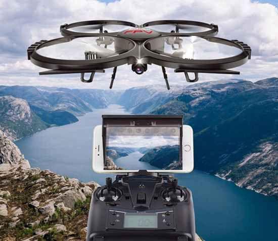 UDI U919A Wifi FPV RC Quadcopter //Price: $80.95 & FREE Shipping //