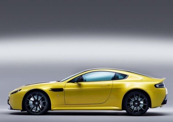2014 Aston Martin V12 Vantage S Yellow Release Date 600x424 2014 Aston Martin V12 Vantage S Full Review with Images