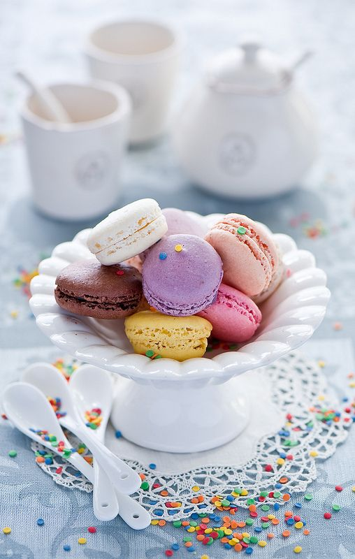 French macarons | Pretty Things | Pinterest