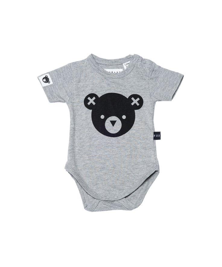 Huxbaby - Bear Essentials Onesie