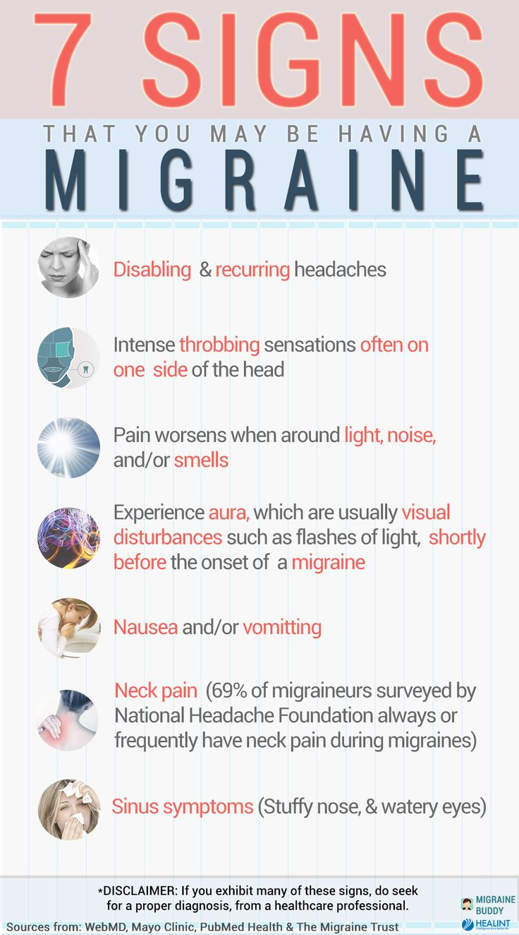 Migraine Stats You Need to Know via Brit + Co