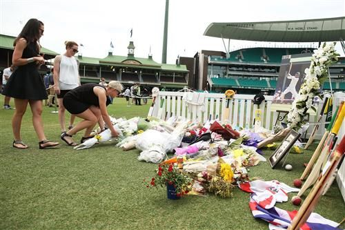 Phillip Hughes Funeral Watched Around Australia Brendon Thorne (Getty Images News) via Getty Images on Wed Dec 03 2014      Share     Likes0  cricket.com.au