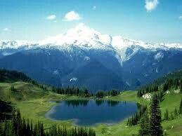 Mira ese valle cuando lo ves no piensas quiero estar allí