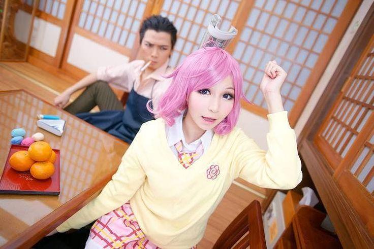 . Anime : Noragami Character : Kofuku Coser : @Luffylam (Hong Kong ) . { #anime #animecosplay #cosplayer #animefan #animeotaku #otaku #cosplay #noragami #kofuku #kofukuebise #kofukucosplay #kofukuebisucosplay }