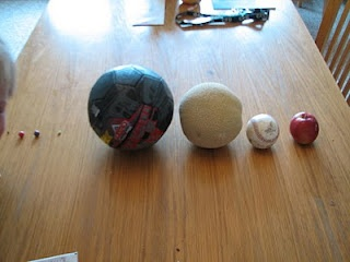 planets size scale model - photo #42