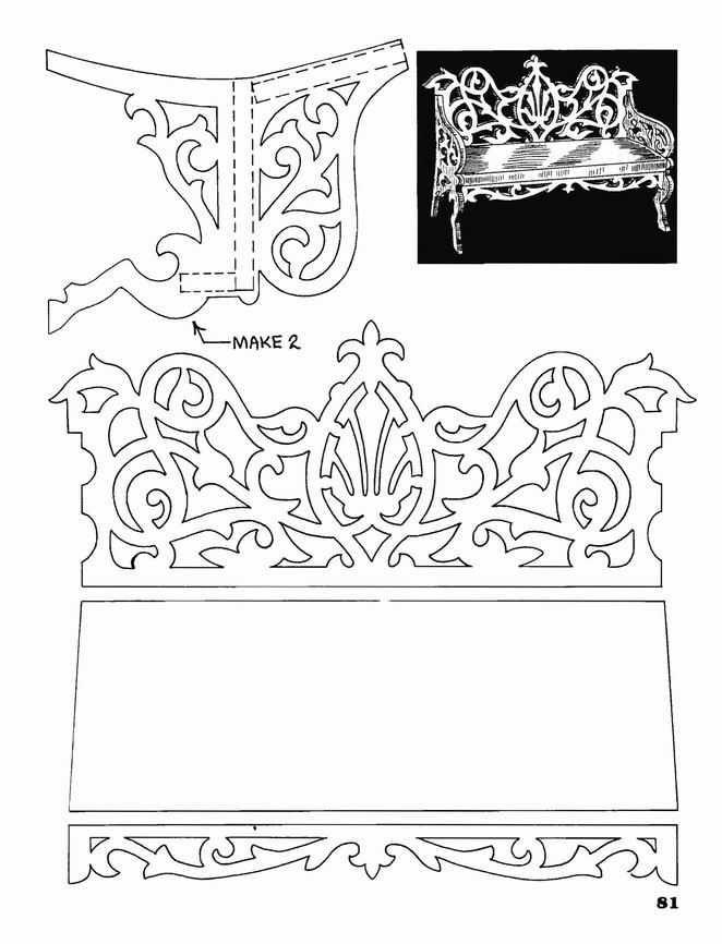 Ажурный домик из бумаги шаблоны для распечатки