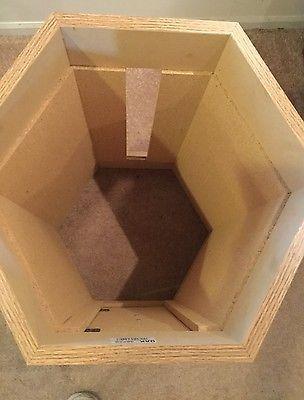 Hexagon Fish Tank Stand