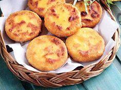 Мчади – лепешки из кукурузной муки (грузинская кухня)