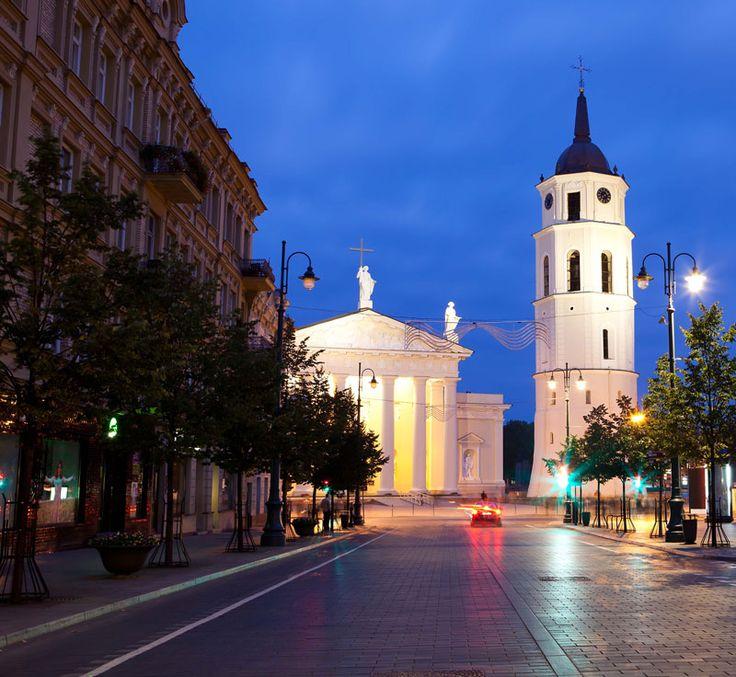 Ontdek de magie van de Baltische Staten. SeniorenNet - de startpagina voor senioren: de actieve 50-plussers