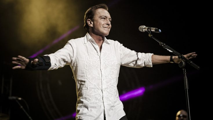 David Cassidy'Once In A Lifetime' concert at the LG Arena, Birmingham, Britain - 09 Nov 2012