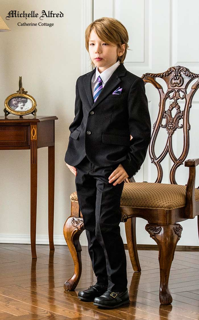 卒園式 男の子 スーツ
