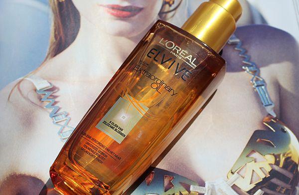 L'Oréal Elvive Extraordinary Oil
