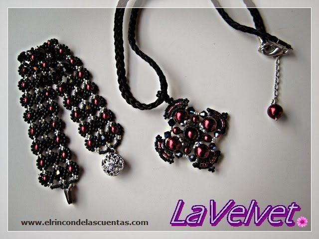 El trastero de LaVelvet - Conjunto Sula y Palmetta