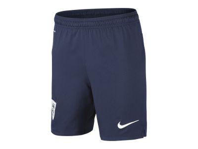 2013/14 England Replica (8y-15y) Boys' Football Shorts