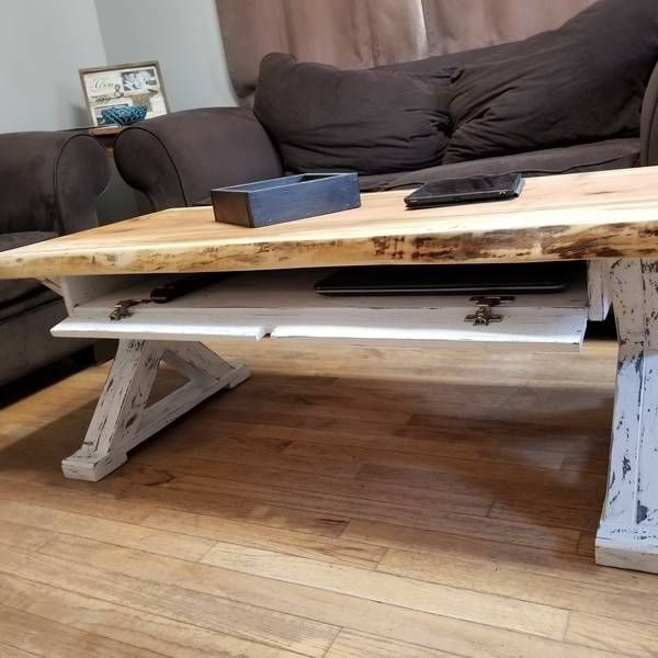 Ryobi Nation Coffee Table With Hidden Drawer Diy Coffee Table