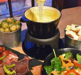 London Pop-ups: The Lodge Winter 2016 Fondue Restaurant Pop-up in Clapham North - Tues-Sun