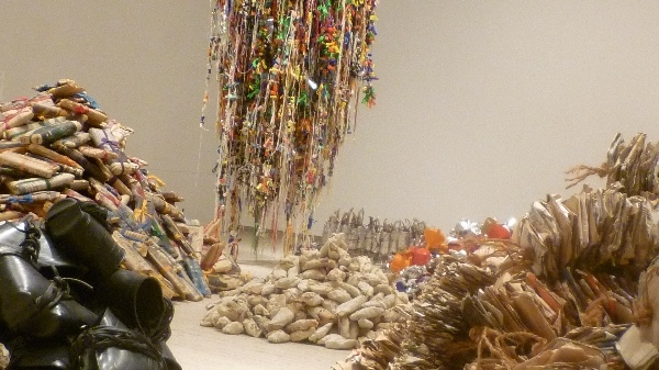 18th Sydney Biennale at NSW Art Gallery & 4 other venues. Hassan Sharif, Plastic Funnel, Aluminium Foil https://www.facebook.com/AussieFarmstayApi Advertising, 2014 Twitpic, Art Gallery, Advertising Terms, Aussies Farmstay, 18Th Sydney, Ago 18Th, Aluminium Foil, Ago Realtim