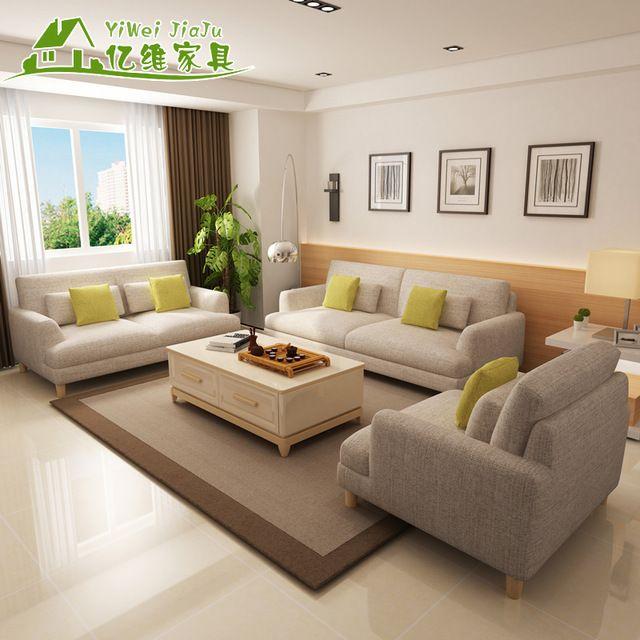 Las 25 mejores ideas sobre salas peque as en pinterest for Muebles sofas modernos