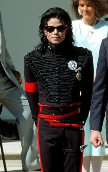 Michael Jackson  The King .