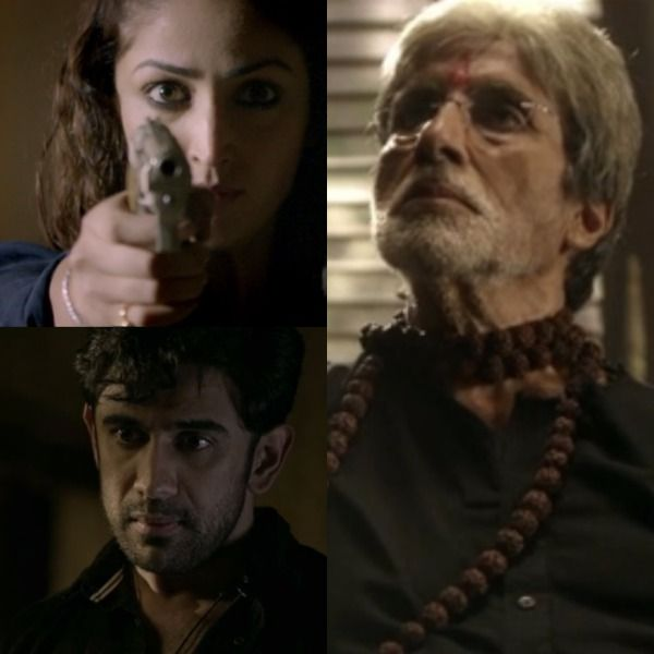 Sarkar 3 Angry mix song: Amitabh Bachchan, Amit Sadh and Yami Gautam give the famous Govinda Govinda tune a whole different vibe #FansnStars