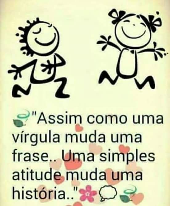 ✿¸.◦*✿ Atitude...