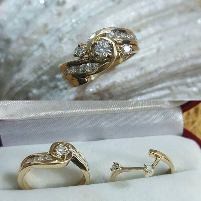 Best 25 Interlocking Wedding Rings Ideas On Pinterest
