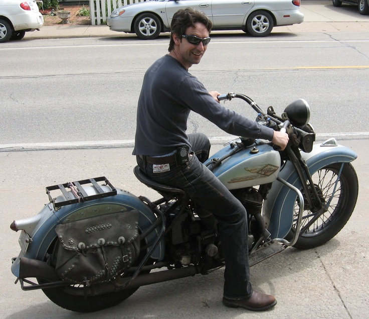 American Picker Mike Wolfe love this show