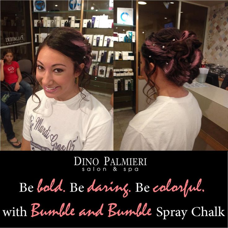 17 best images about bumble and bumble spray chalk contest for A perfect touch salon