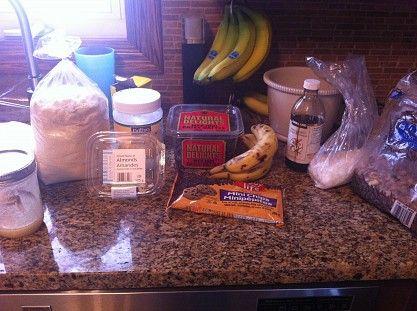 Medjool Banana Paleo Bread
