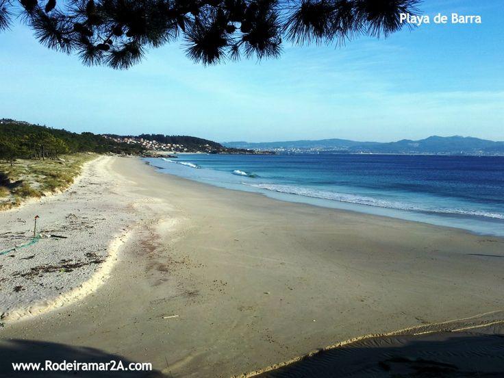 Playa de Barra. La mejor playa nudista de Galicia