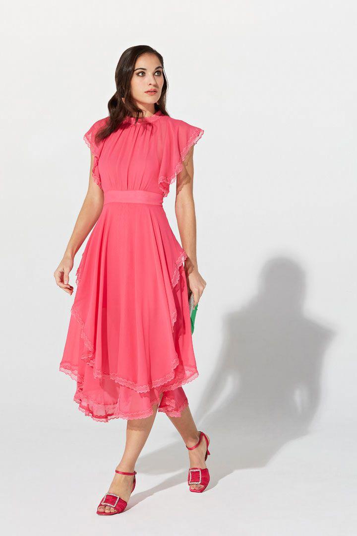 ac2973b44b Vestido de la Colección de Primavera Verano 2019 de TERIA YABAR