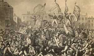 Peterloo Massacre - The pre-Chartist campaigner Richard Carlile fought tirelessly for universal suffrage and freedom of speech – he is one of history's unacknowledged heroes