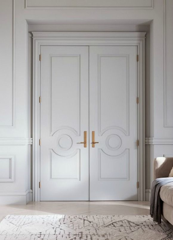 Best 25 Double Doors Ideas On Pinterest Interior Glass
