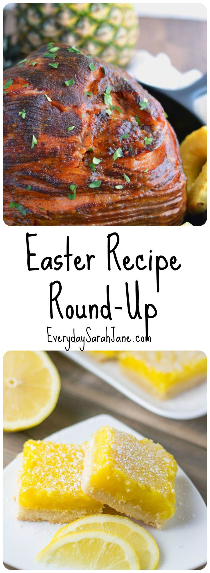 A collection of the best recipes from the best food sites for your Easter dinner! XO