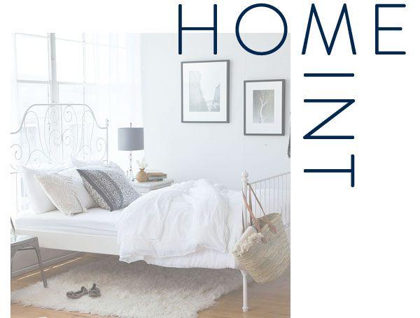 Homemint01Guestroom, Guest Room, Wash Linens, Duvet Covers, Linens Duvet, Beds Frames, Bedrooms, Montecito Wash, Iron Beds