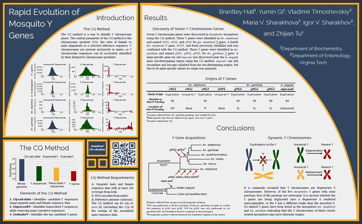 Better Posters: A resource for improving poster presentations