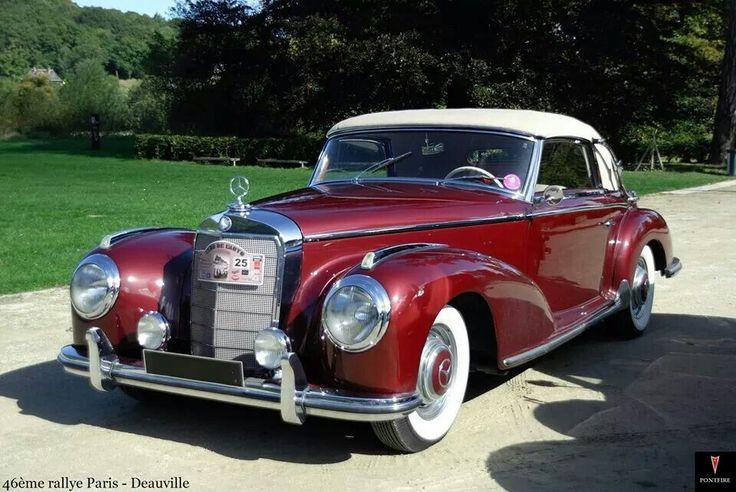 1952 Mercedes Benz