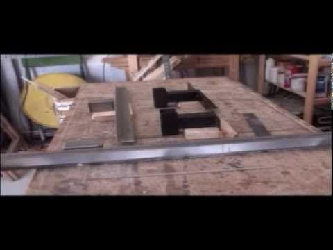 tope de corte  para ingletadora metalica