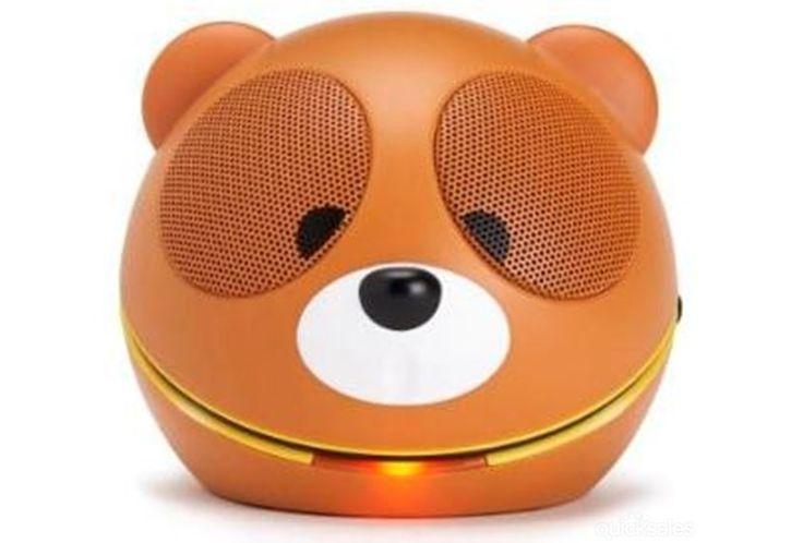 Gosh Teddy iPod speaker - from Snapsales - $24.95